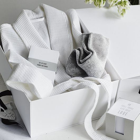 Wedding Gift List Companies : PrezolaThe White Company PrezolaThe Wedding Gift List